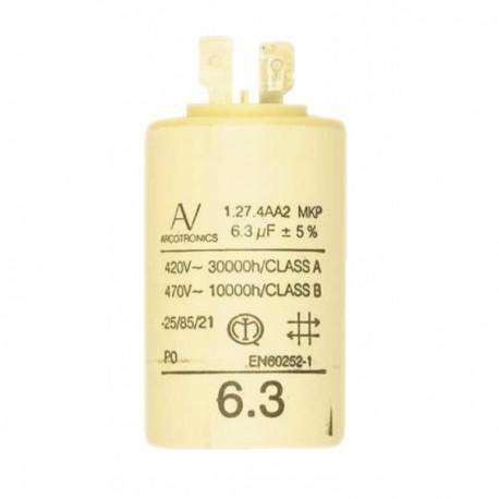 Capacitor 2.0uf 470VAC - ELM LEBLANC : 87387029220