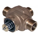 3-way valve, 4-way valve and motor