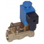 Solenoid valve and coil