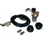 Accessories for fuel oil tank