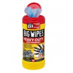 Cleaning products - Wipes, cloths, towels, cleansing agents