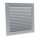 Anodised ventilation grille