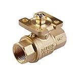 Control or isolation valve