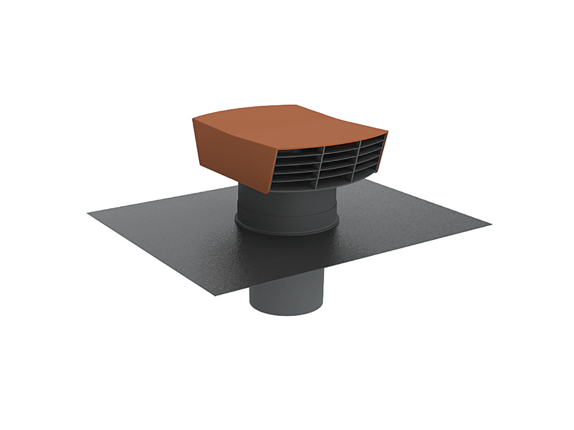 Roof Cowl Air Intakes And Outlets